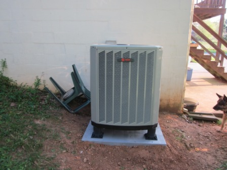 Trane Air Conditioners And Heat Pumps Soky Comfort