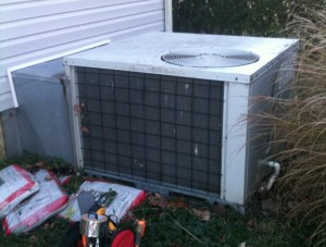 Heil Gas Package HVAC Unit