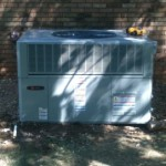 Trane XB13 Package Heat Pump
