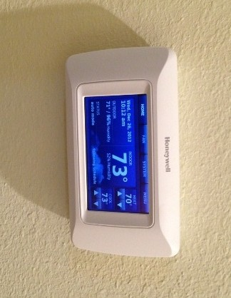 Honeywell IAQ 2.0 Internet Connected Thermostat