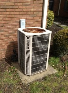 York Heat Pump E2FH