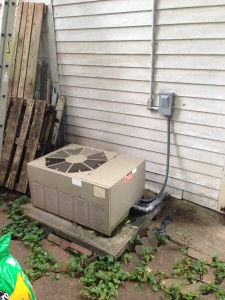 Rheem Air Conditioner, Bowling Green, KY