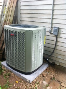 Trane XB14 Air Conditioner, Bowling Green, KY